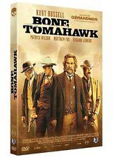 DVD *** BONE TOMAHAWK *** avec Kurt Russel  ( neuf sous blister )