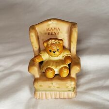 New ListingLucy & Me Goldilocks in Mama Bear's Chair Enesco Lucy Rigg 1986 Rare G11-3-8