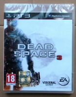 DEAD SPACE 3 PS3 PLAYSTATION3 PAL ITA NUOVO
