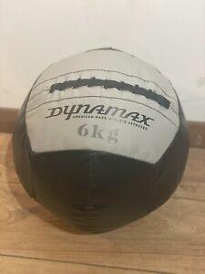 Dynamax 6kg Medicine Ball