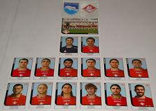 FIGURINE CALCIATORI PANINI 2005-06 SQUADRA PIACENZA CALCIO FOOTBALL ALBUM