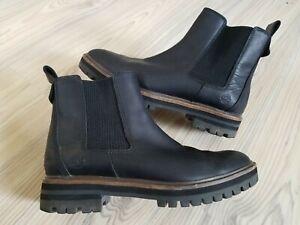 """"""" Timberland """" coole Damen LEDER Stiefeletten - Boots in der Größe 40 - NEUw. -"""