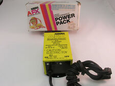 AURORA AFX 18 VOLT MODEL DC-2 TRANSFORMER POWER PACK W/QUIKEE PLUG ~ NOS IN BOX!