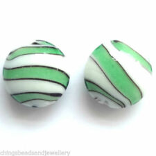 Murano/Lampwork 17 mm or More Jewellery Beads