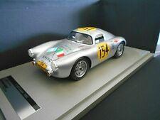 PORSCHE 550 Coupe Carrera Panamericana #154 Juhan Hall 1953 Res Tecnomodel 1:18