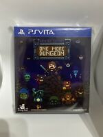 Brand New And Sealed One More Dungeon Limited Edition PS PlayStation Vita