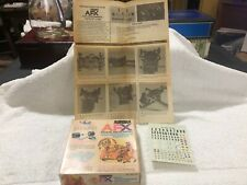 Vintage 1971 Aurora Fx Model Motoring High Performance Parts Kits Box Only