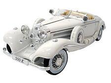 Mist Maisto 1 / 18 MERCEDES BENZ 500 K Type Specialroadster 1936 Mercedes-benz