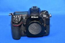 Nikon D D300 12.3MP Digital SLR Camera - Black (Body Only)
