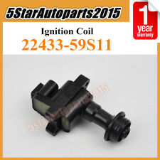 Ignition Coil 22433-59S11 22433-59S12 MCP-200 for 1987-1989 Nissan Pulsar NX 1.8