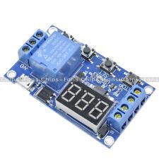 NUOVO MICRO USB 5V LED AUTOMAZIONE TIMER Control SWITCH Relay Module Display