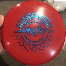 Extremely Rare 2006 Usm Special Blend Orc 175 g Innova Disc Golf Oop New 9.8/10