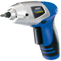 DRAPER LITHIUM ION 3.6V ELECTRIC RECHARGEABLE BATTERY CORDLESS SCREWDRIVER DRILL