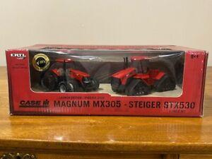 ERTL 1/64 Case IH Magnum MX305 Steiger STX530 Phoenix Expo Launch 2006 1 Of 1500