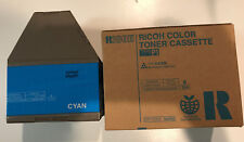 888234 884903 Genuine New Ricoh Type P1 Cyan Toner Aficio 2228C 2232C 2238C