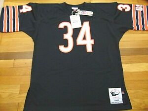 MITCHELL & NESS NFL CHICAGO BEARS WALTER PAYTON 1985 AUTHENTIC JERSEY SIZE XL 48