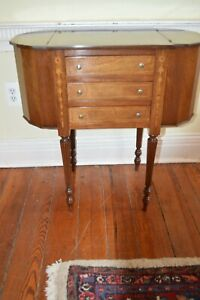 Early Martha Washington Sewing Cabinet