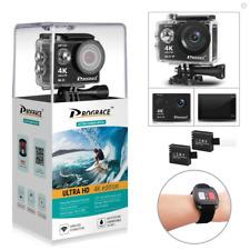 DROGRACE WP350 Sports DV Camera Wifi Video Action Camera Waterproof 4K