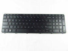 New US BLK keyboard for HP 350 G1 350 G2 355 G2 752928-001 758027-001 With Frame