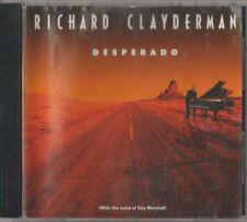 C.D.MUSIC F776    RICHARD CLAYDERMAN   DESPERADO   CD