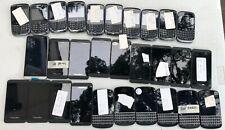30 Lot Blackberry Phones Curve Z10, Z30 Assorted - for Parts