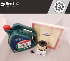 GENUINE FORD TRANSIT MK7 2.2L SERVICE KIT INCLUDING CASTROL OIL AIR & OIL FILTER