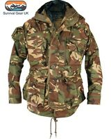 SAS Windproof Smock British Dpm Army Military Jacket - ( S - 2XL ) FREE DELIVERY