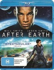AFTER EARTH (Blu-ray, 2013) [BRAND NEW & SEALED]