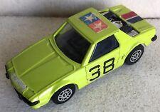 Corgi Juniors ref 1278081 Fiat X 1/9 1/64ème environ vintage