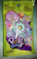 Lila with a Blue Doughnut Ring Polly Pocket Tiny Takeaway New In Package