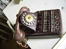 Téléphone Standard CIT Bakélite vintage 1930 1950 30's 50's