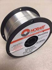 4 Spools Hobart Er 4043 Aluminum Mig Wire 030 X 1lb Spool Maxal Mig Welding