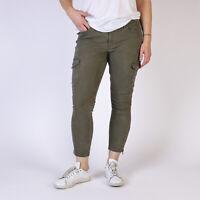 Levi's 711 Utility Skinny Ankle Jeans Refined Kalama Damen Grün jeans Größe W33