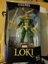 Marvel legends Loki New in package will be shipped loose No Baf piece