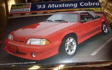 REVELL 1993 FORD MUSTANG COBRA 1/24 Model Car Mountain KIT FS