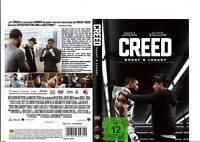 Creed - Rocky's Legacy (2016) DVD 4297