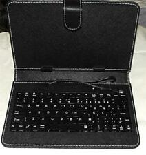 Universal 7 Inch Tablet PC Keyboard Flip Stand Case