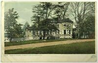 Postcard Philadelphia PA Randolph House Mansion Fairmount Park Pennsylvania