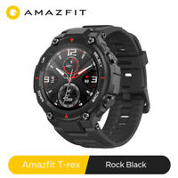 Amazfit T-Rex Smartwatch AMOLED GPS 14 Sportmodi 4 Sensoren Bluetooth MIL-STD