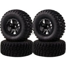 4x RC 1/10 Wheel Rim & Tyres,Tires Fit Traxxas Slash 4x4 Pro-Line Racing 1182-12