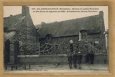 Cpa Ste Anne d'Auray - maison du pieux Nicolazic rp0699