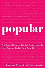 Popular: The Ups and Downs of Online Dating from the Most Popular Girl-ExLibrary
