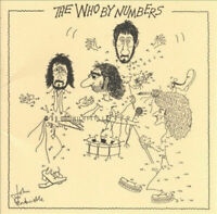 THE WHO By Numbers VINYL LP BRAND NEW