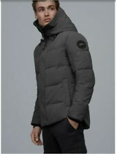 Canada Goose MacMillan Parka Black Label GRAPHITE large Rare and oos - LAST ONE