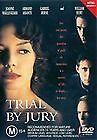 TRIAL BY JURY DVD William Hurt Joanne Whalley-Kilmer (SEALED)*R4