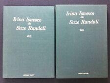IRINA IONESCO & SUZE RANDALL GS 1986 Japanese Portfolio