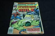 Vintage Spider-Man And The incredible Hulk Marvel Comics Vol.1 No. 54