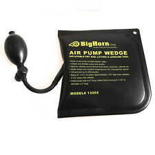Big Horn 13202 Contractor Grade Air Pump Wedge Inflatable Pry Bar Shim Hand Tool