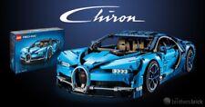 Lego 42083 Technic Bugatti Chiron NEW IN BOX
