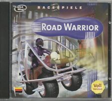 Road Warrior (PC im Jewel Case) sehr seltenes Spiel - neuwertig